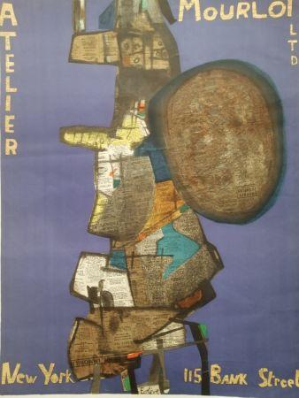 Affiche Esteve - Atelier Mourlot - New York