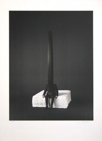 Lithographie Klauke - Attraktiver Atraktor