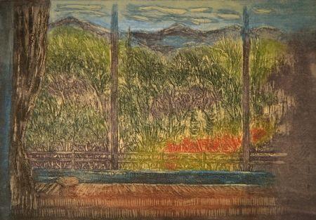 Gravure Steinhouse - Au Bord des Saisons