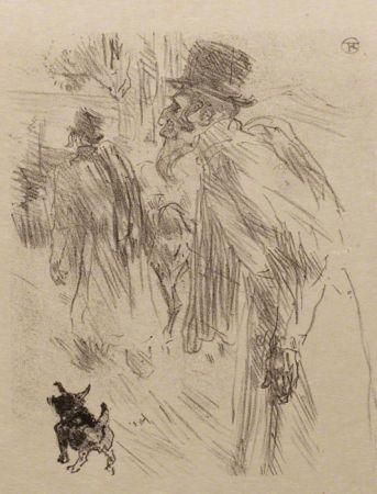 Livre Illustré Toulouse-Lautrec - Au pied du Sinaï