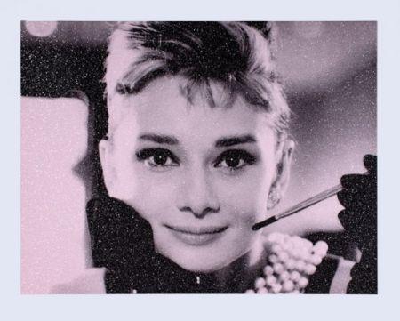 Sérigraphie Young - Audrey Hepburn