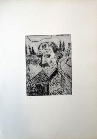 Pointe-Sèche Ligabue - Autoritratto