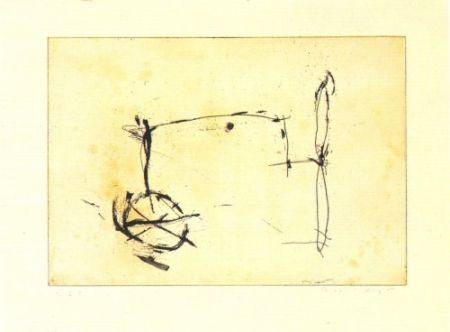 Gravure Riera I Aragó - Avió (esquerra)