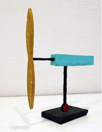 Aucune Technique Riera I Aragó - Avió allargat blau