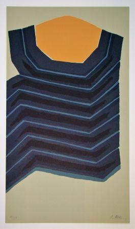 Lithographie Ubac - AVL Zürich, 1974