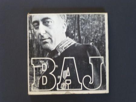 Livre Illustré Baj - Baj,1969
