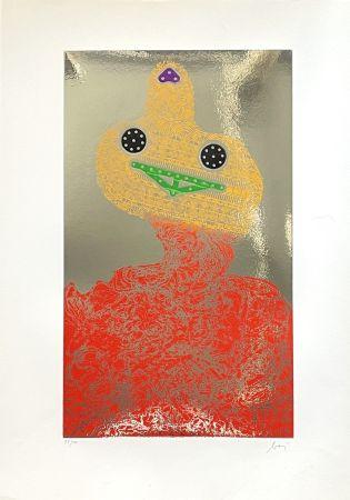 Gravure Baj - Baj chez Picasso 7
