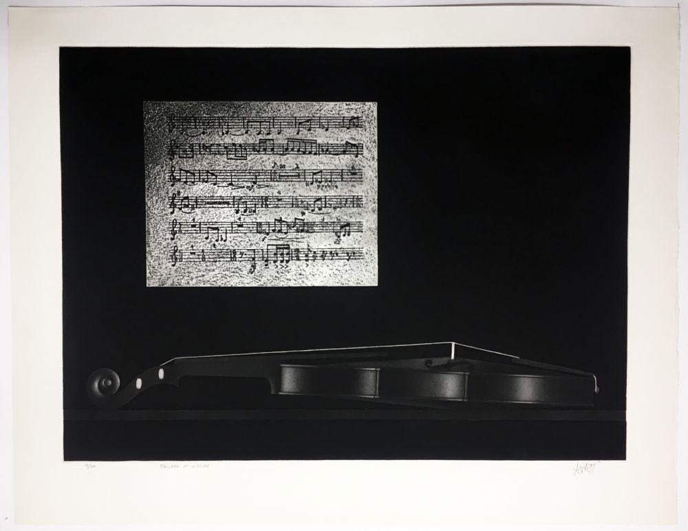 Manière Noire Avati - Ballade et Violon (1964)