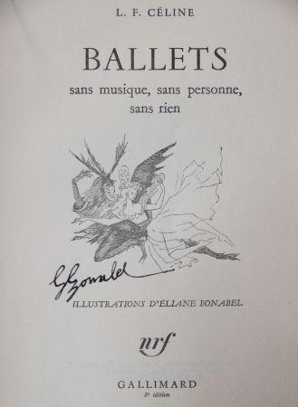 Livre Illustré Bonabel -