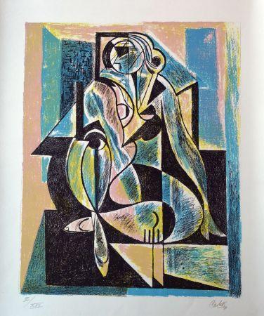 Lithographie Carletti - Balletti 3