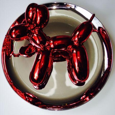 Multiple Koons - Balloon Dog (Red)