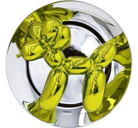 Multiple Koons - Balloon Dog (Yellow)