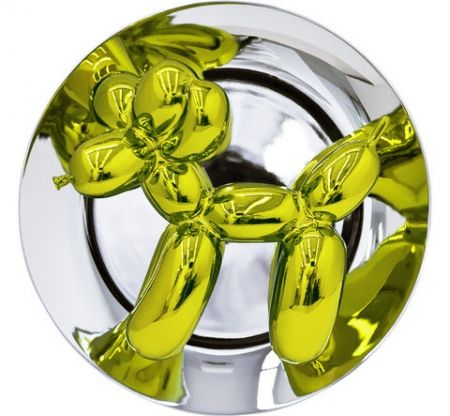 Multiple Koons - Balloon Dog (Yellow)