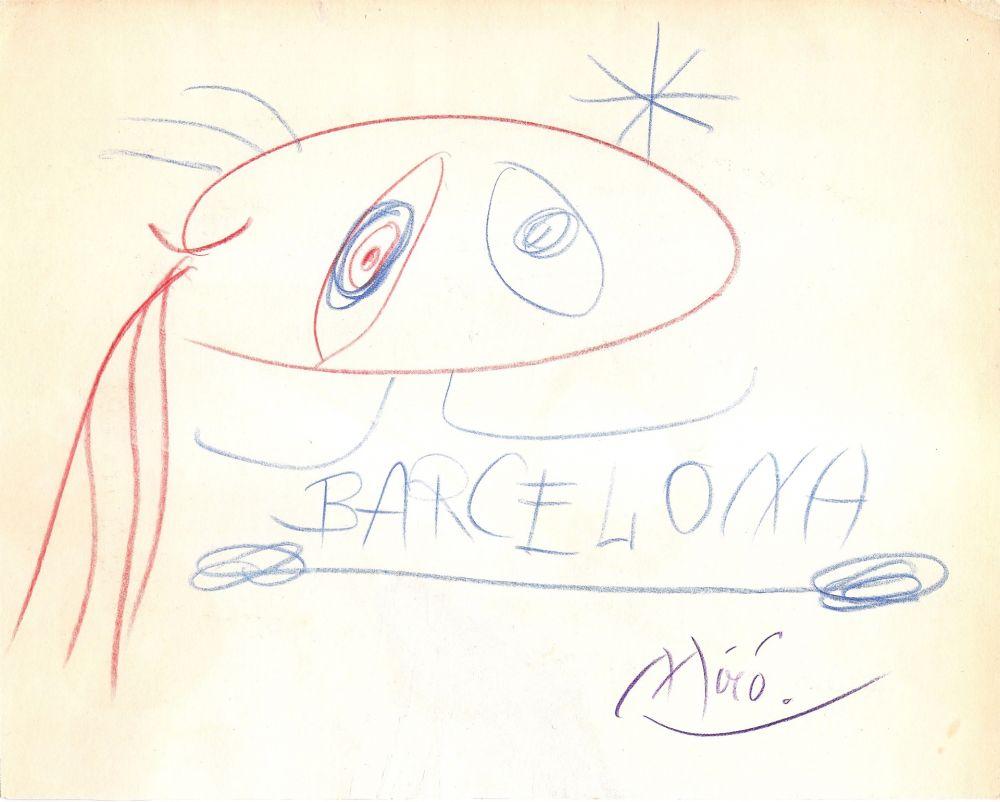 Aucune Technique Miró - BARCELONA