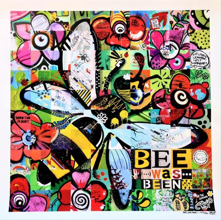 Affiche Ary Kp - Bee was been