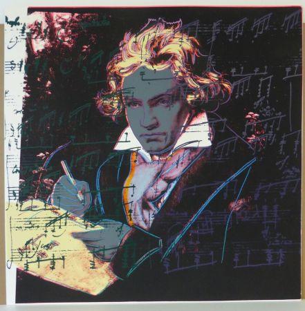 Aucune Technique Warhol - Beethoven (Fs Ii.393)