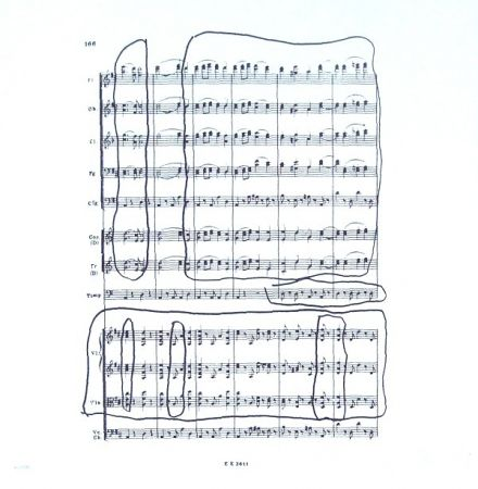 Livre Illustré Chiari - Beethoven Sinfonia, n. 9 in d. minore opera 125. Pensieri e immagini di Daria