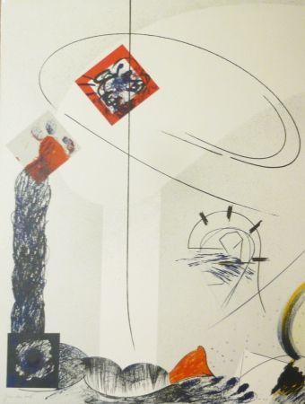 Lithographie Duran Benet - BELIZE 2
