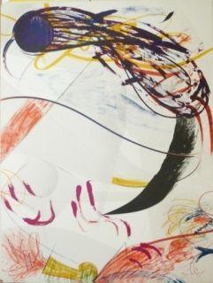 Lithographie Duran Benet - BELIZE 3
