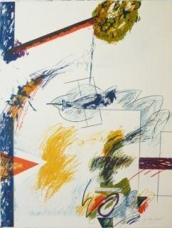 Lithographie Duran Benet - BELIZE 4