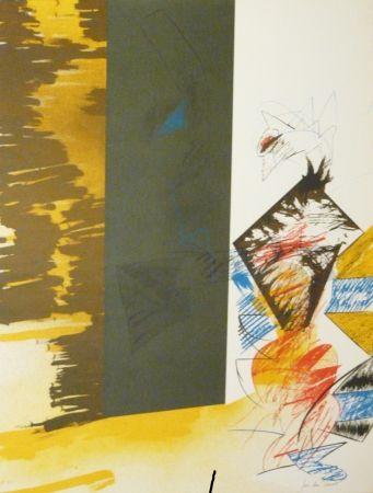 Lithographie Duran Benet - BELIZE 5