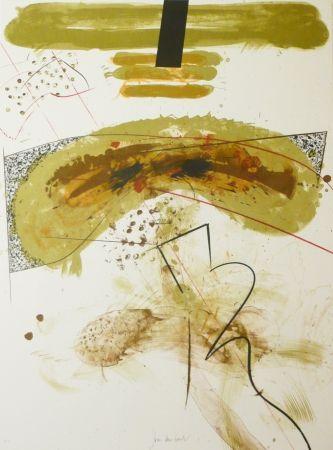 Lithographie Duran Benet - BELIZE 7