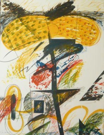 Lithographie Duran Benet - BELIZE 8