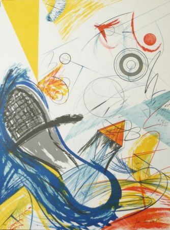 Lithographie Duran Benet - BELIZE 9