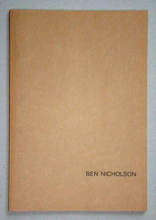 Livre Illustré Nicholson - Ben Nicholson