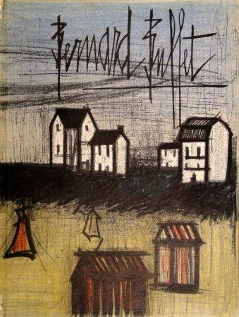 Livre Illustré Buffet - Bernard Buffet. Werkverzeichnis der Lithographien. 1952-1966.