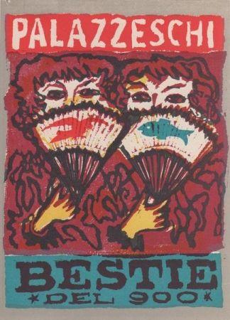 Livre Illustré Maccari - Bestie del 900