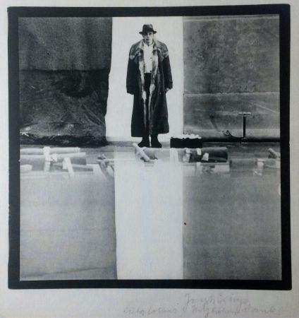 Photographie Beuys - Beuys for Lothar