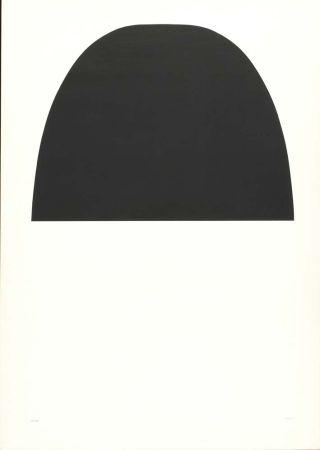 Lithographie Burri - Bianco e Nero
