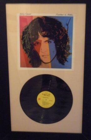 Multiple Warhol - Billy Squier. Emotions in motion