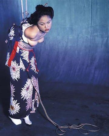 Photographie Araki - Binding