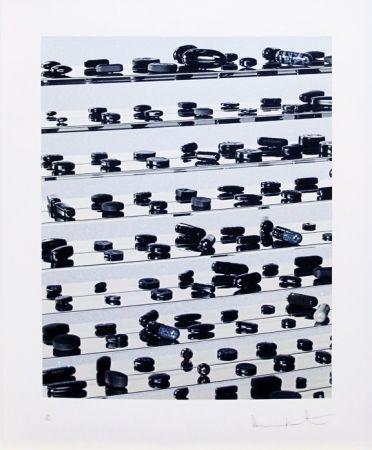 Photographie Hirst - Black Brilliant Utopia