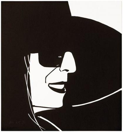 Gravure Sur Bois Katz - Black Hat (Ada)