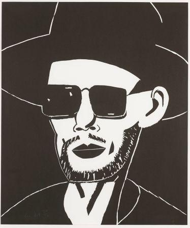 Gravure Sur Bois Katz - Black Hat Tim Eitel