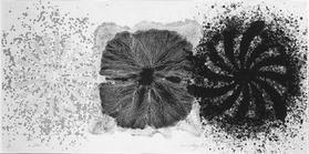 Lithographie Rosenquist - Black Tie