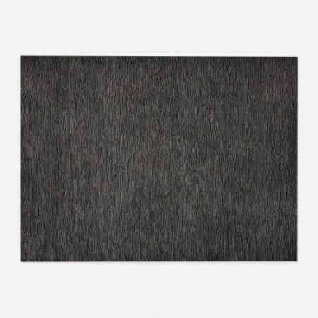 Lithographie Lewitt - Black with White Lines Vertical Not,