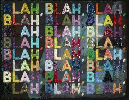 Monotype Bochner - Blah Blah Blah (Black)