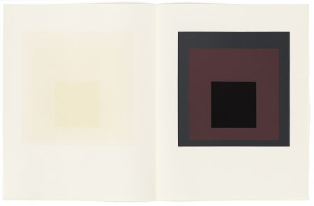 Sérigraphie Albers - Blatt 5 aus