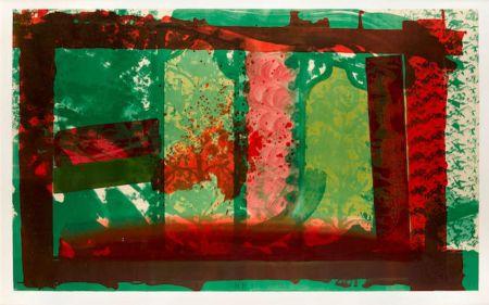 Lithographie Hodgkin - Bleeding
