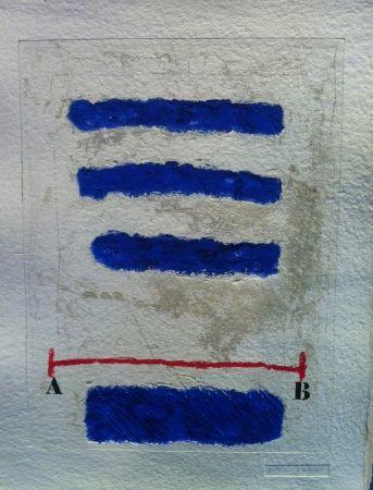 Carborundum Coignard - Bleus syncopés