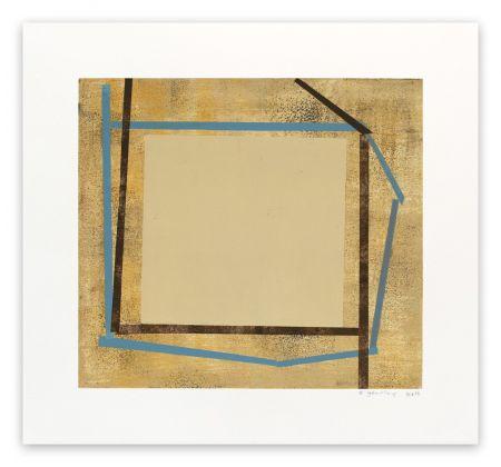 Monotype Gourlay - Blue bistro ash 1
