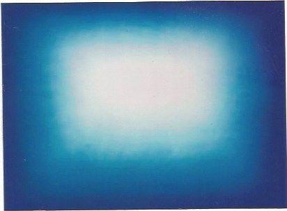 Eau-Forte Et Aquatinte Kapoor - Blue shadow 3