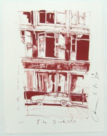 Lithographie Couture - Bookshop