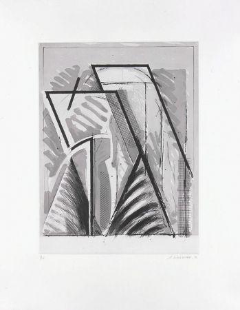 Gravure Titus Carmel - Boréale