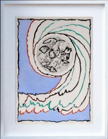 Lithographie Alechinsky - Boréalité