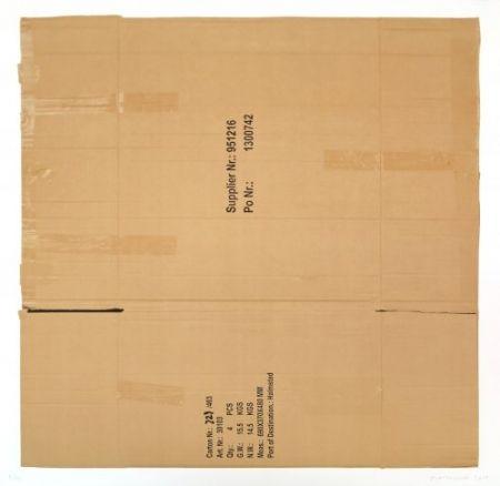 Lithographie Faldbakken - Box 3